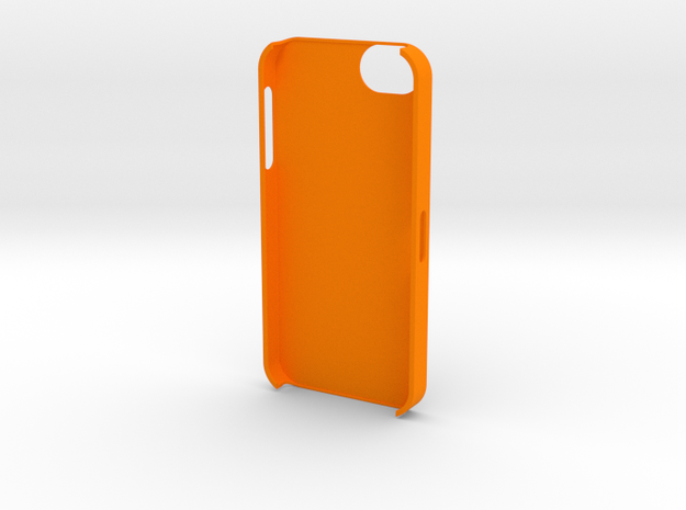 iPhone 5 Cover 3d printed