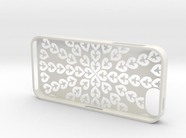 iPhone 5_3d (D3) 3d printed