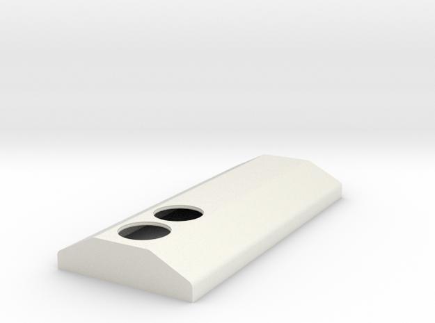 2550 Roof Hvac in White Natural Versatile Plastic