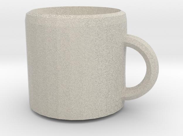Mug in Natural Sandstone