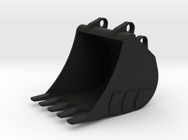 LEGO Technic Bucket in Black Natural Versatile Plastic