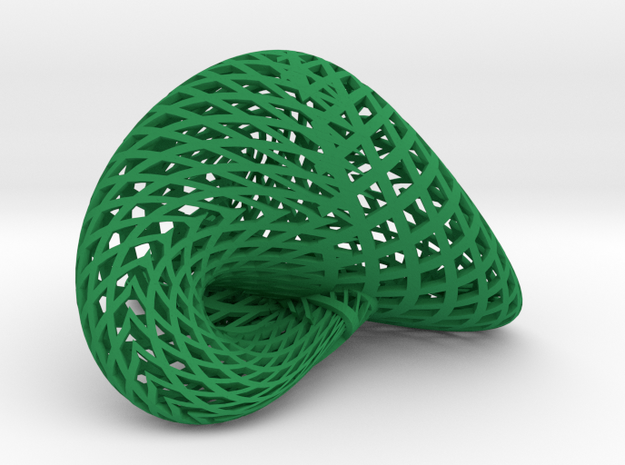 Boy Surface 3d printed