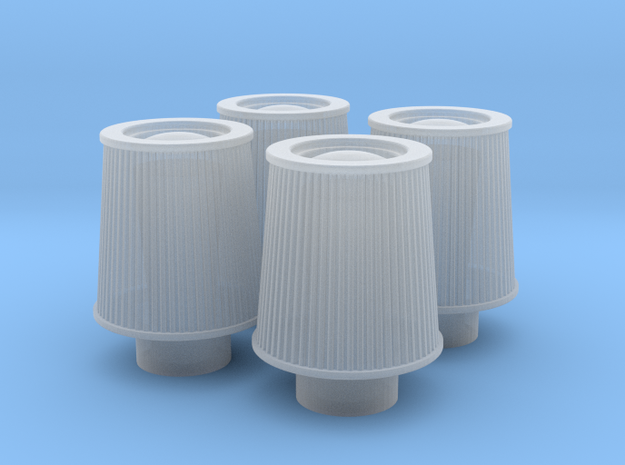 1/25 K&N Cone Style Air Filters TDR 1047