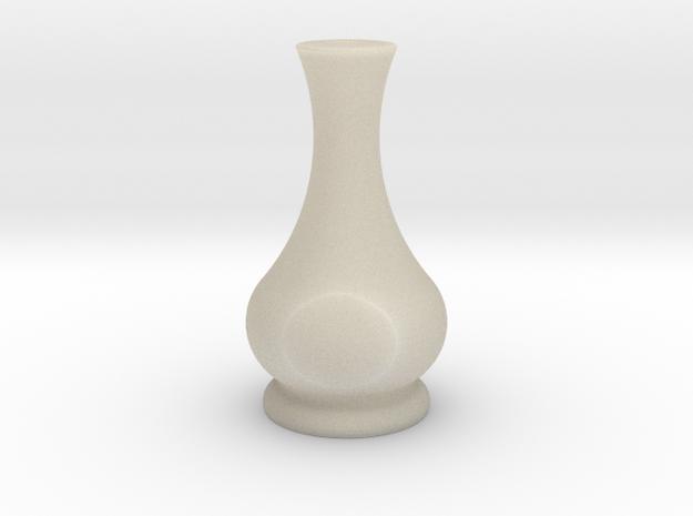 Flower vase 1 3d printed