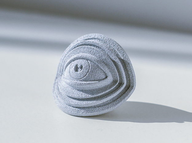 Eye Mini 3d printed
