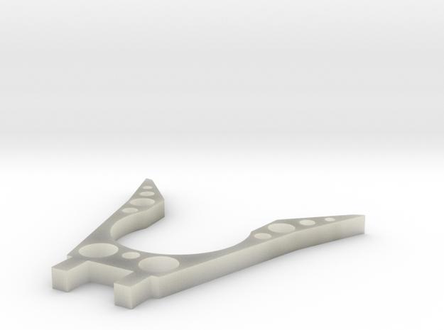 Nautilus base 3d printed