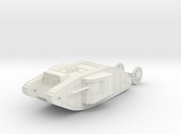 1/120 WW1 Tank Mark1 Male