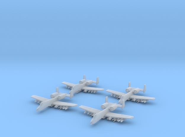 1/700 A-10 & OA-10B x4 (FUD)