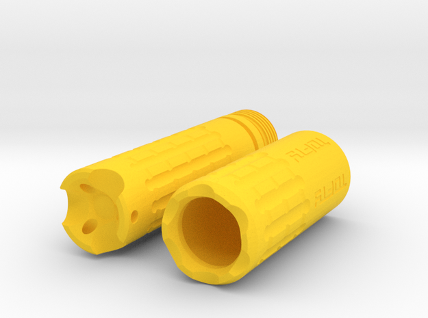 Plastic AAA 1 Torch Host (Flashlight) 3d printed