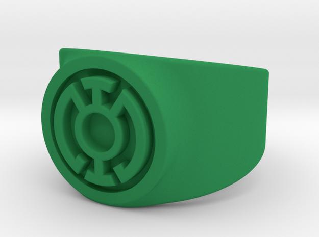 Blue Hope GL Ring Sz 10 3d printed