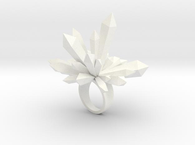 Crystal Shard Ring - Size 8