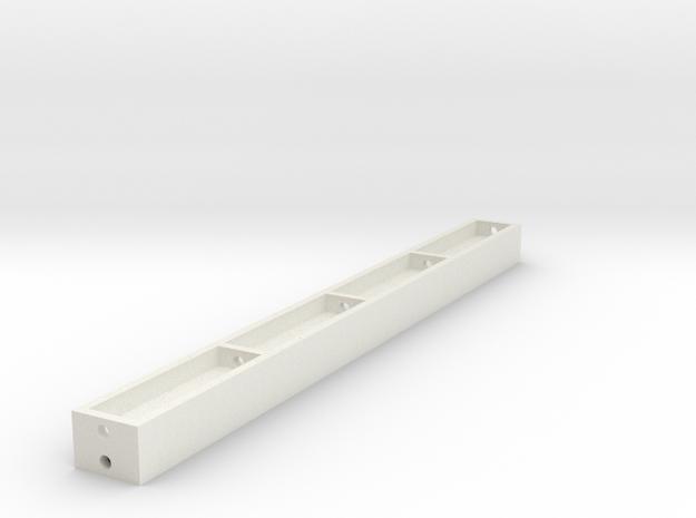 Bjelke4m in White Natural Versatile Plastic