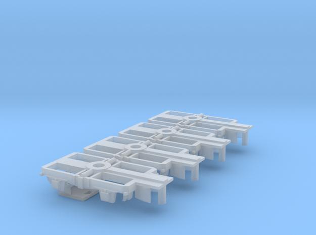 Drehgestell zum DZ 61 oder 62 YSC/YsteC (Nm/Nn3/1: in Frosted Ultra Detail