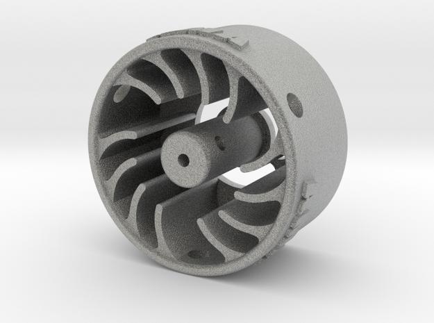 Mini-Z Motor Break-In Fan High Load in Metallic Plastic