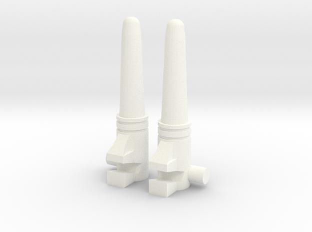 Sunlink - Stalking M-launchers Pair 3d printed