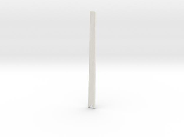 Strings in White Natural Versatile Plastic