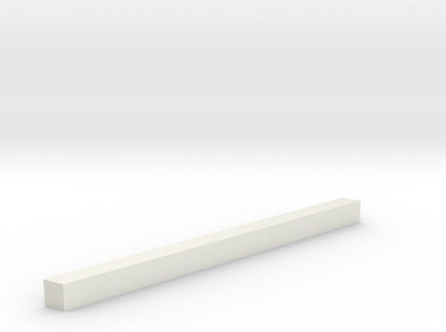 Slash - / in White Natural Versatile Plastic