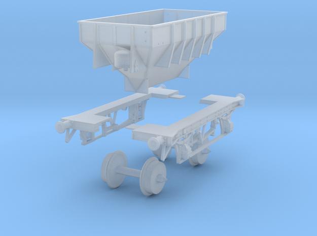 GWR Design P22 Ballast Hopper