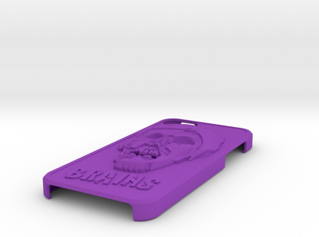 Circa Zombie iPhone Case 3d printed