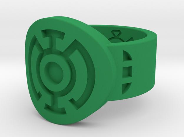 Blue Hope FF Ring 3d printed