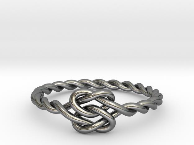 True Lover's Knot Ring