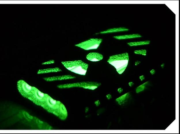 Radiation Lantern 1: Tritium (All Materials)