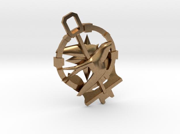 The Seafarer's Pendant