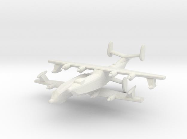 1/600 Harbin SH5 x2 in White Natural Versatile Plastic