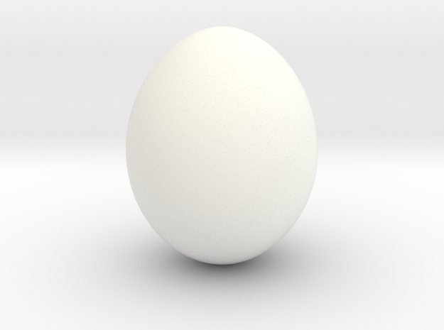 Shiny Cow Bird Egg - smooth