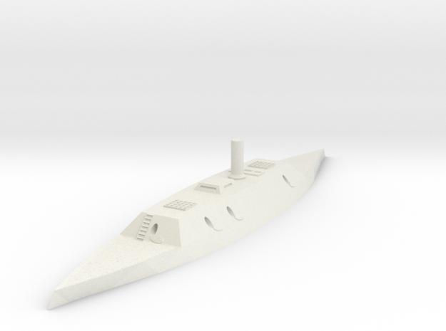 1/600 CSS Savannah/Richmond  in White Natural Versatile Plastic