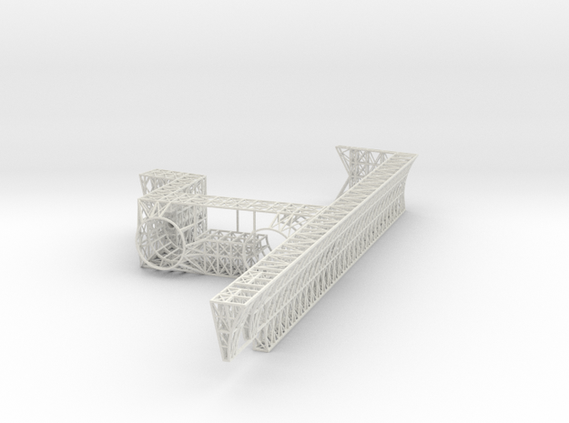 Stern Core Stbd V0.1 in White Natural Versatile Plastic