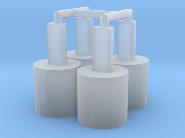 4x Thin FFG to Fat FFG 3d printed