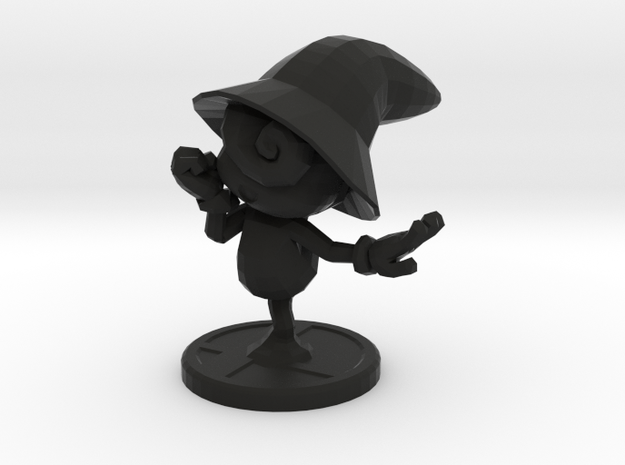 Shadow Girl 3d printed