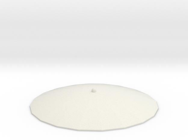 Austausch 5 für Faller Standard-Dach (H0 scale) 3d printed