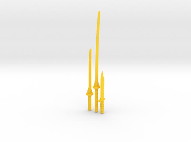 ACC-05-Swords  6-7inch 3d printed