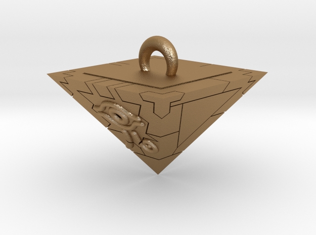 Life-size Millennium Puzzle - Yu-Gi-Oh! 3d printed