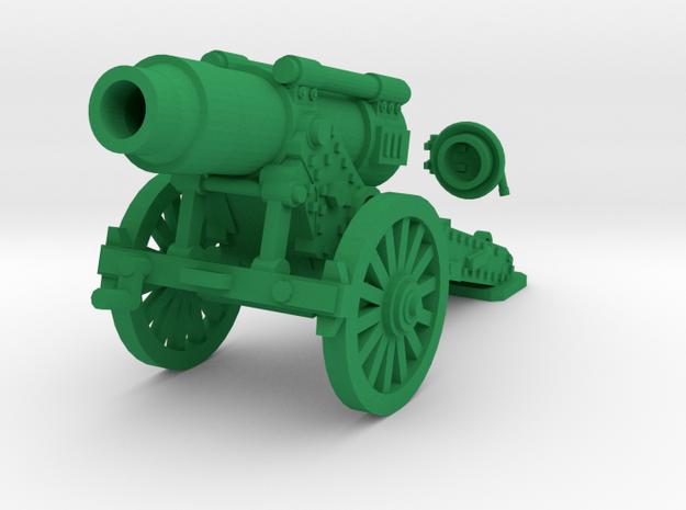 Steampunk Heavy Mortar