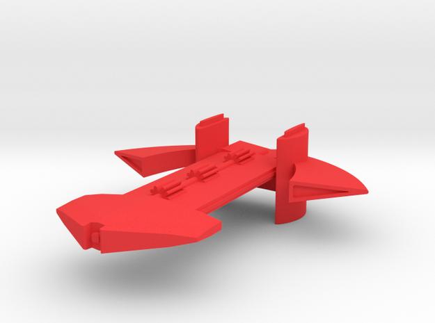 Thor cruiser 3d printed