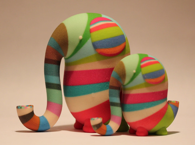 Morton the Elephant, medium size