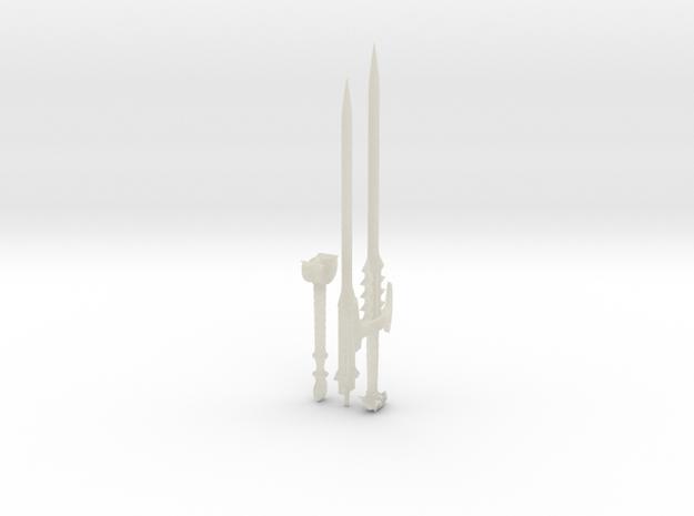 ACC-08-Swords  6-7inch v2.3 3d printed