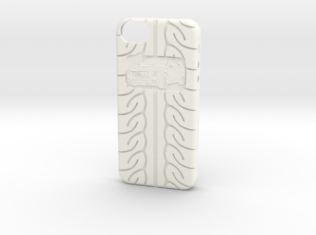 iPhone 5 Cadillac CTS AD08 3d printed