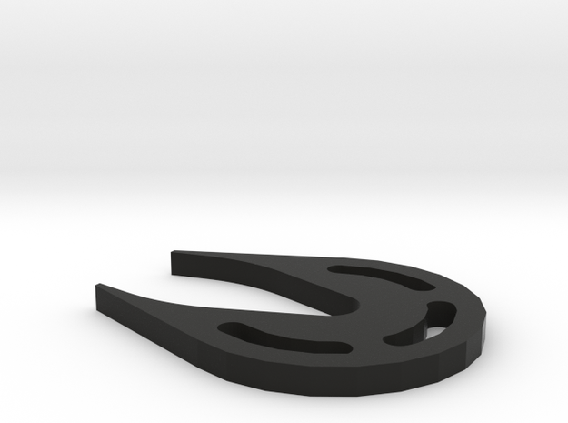 AR.DRone Gear And Shaft Protection - Final in Black Natural Versatile Plastic