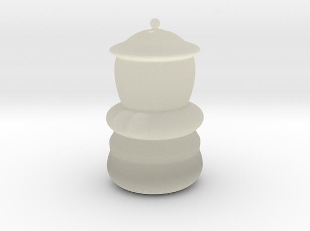 Salt 3d printed
