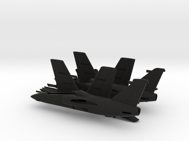 001Q AMX 1/72 - Single and Double seats 3d printed