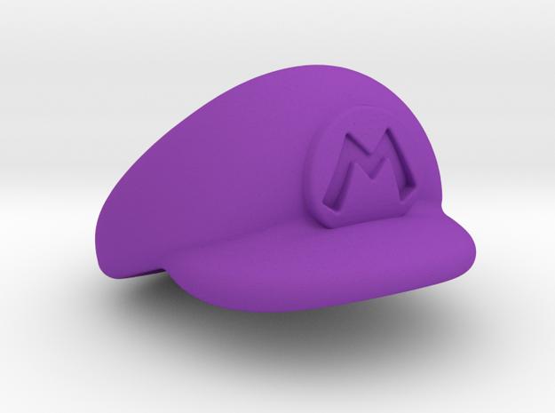 M-Plumber Cap 3d printed