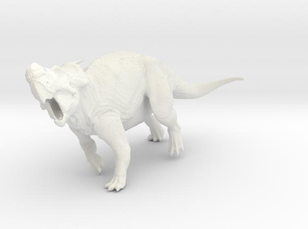 Evading Pachyrhinosaurus canadensis - 1/72