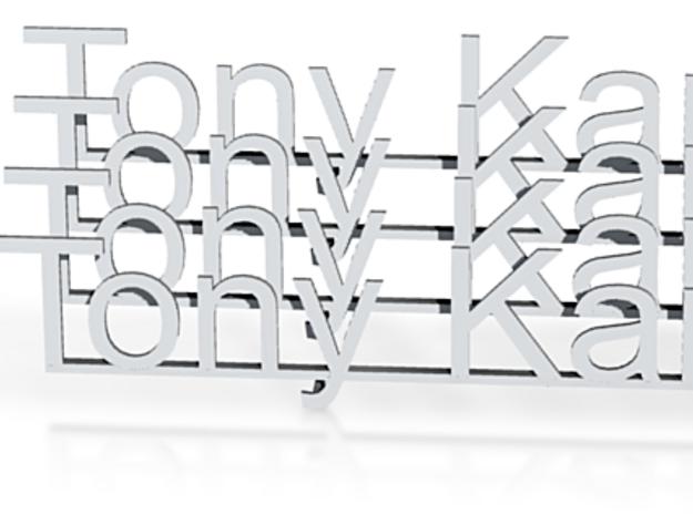 zz - Tonykarp-rear-4x-stl 3d printed