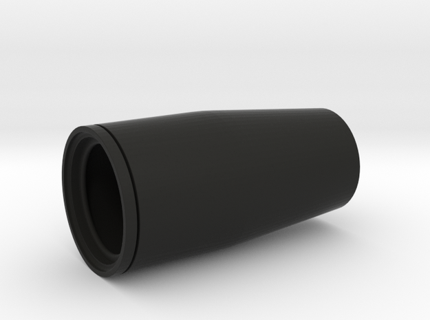 4X20 Scope Front Lens Housing in Black Strong & Flexible
