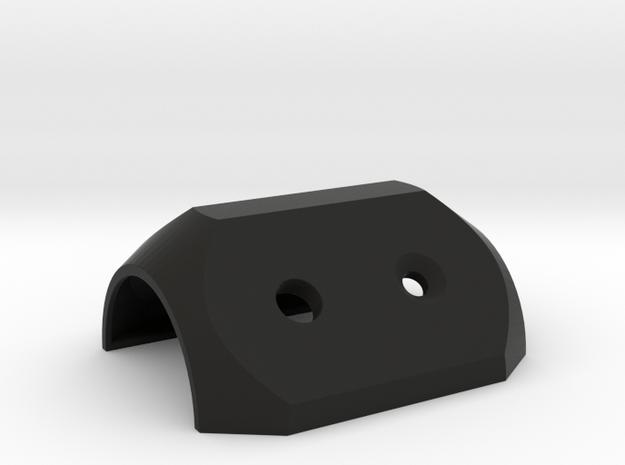 4X20 Scope Adjuster Housing in Black Natural Versatile Plastic