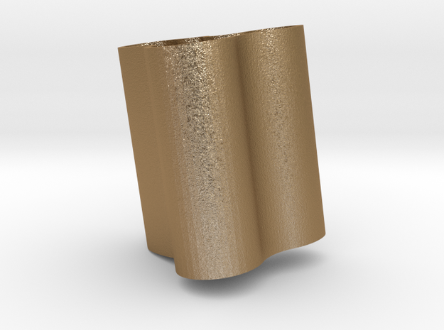 Modern Vase Extra Tall 1:12 scale 3d printed